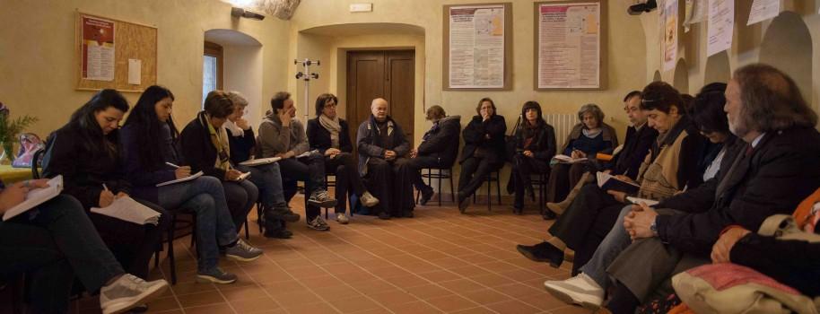 """Laboratorio esperienziale:   """"I volontari e i colloqui"""" – Faicchio"""